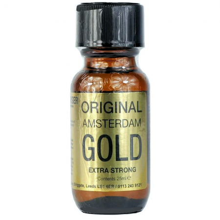 Попперс Amsterdam GOLD 25ml Англия